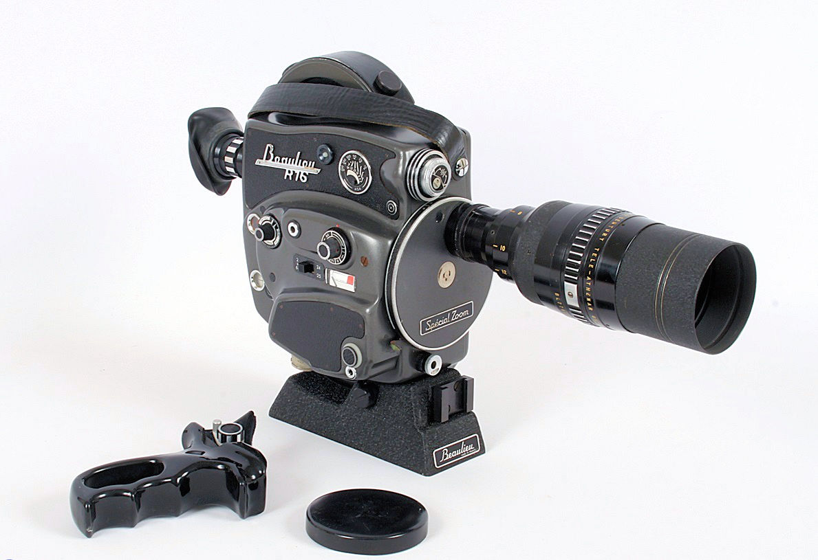 "BEAULIEU R16 ""Sync"" Special Zoom"