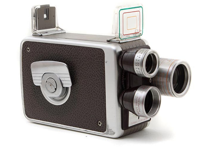 Ciné Kodak Brownie Turret BT1