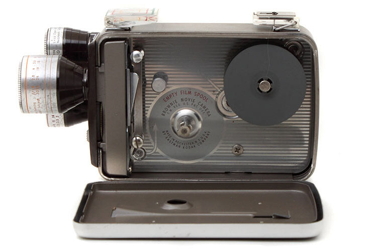 Ciné Kodak Brownie Turret BT4