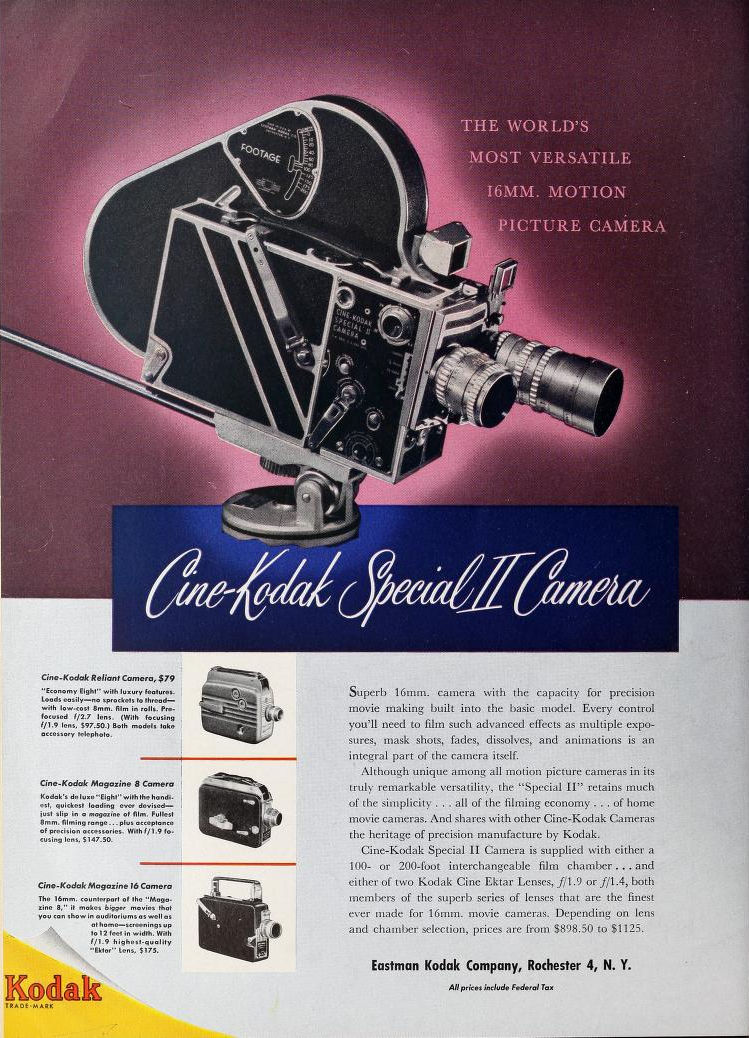 Movie Maker Feb 1950