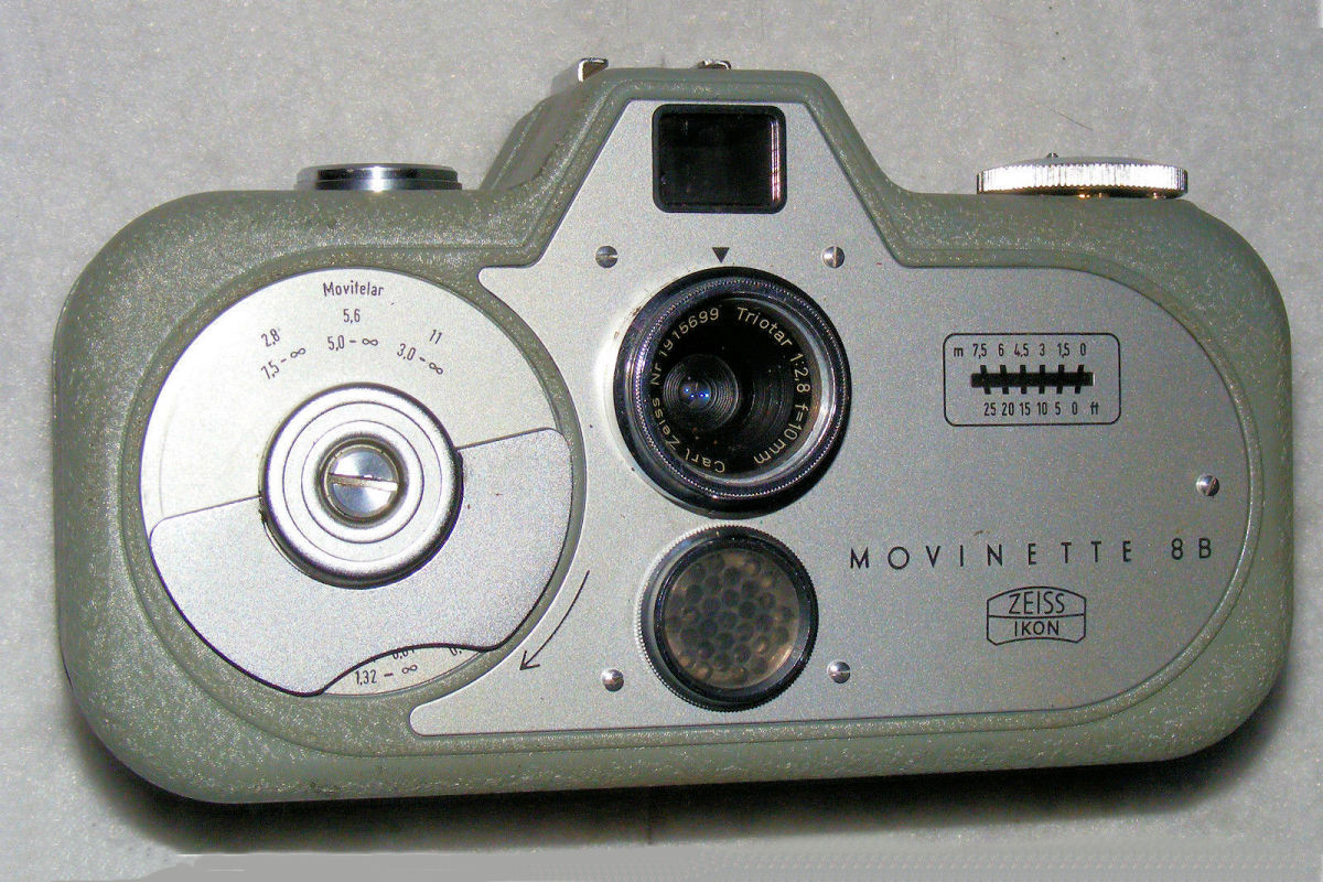 ZEISS IKON Movinette 8B 1958 - img11