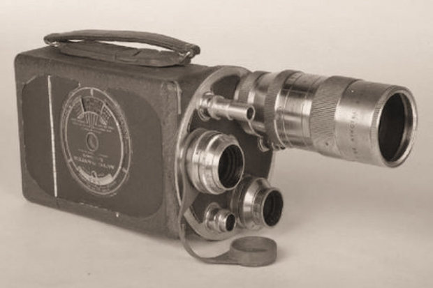 BELL & HOWELL Filmo Auto Master