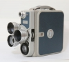 Eumig C3M 8mm Cine Camera With Pistol Grip