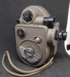 Revere Eight Model 88 Vintage Movie Camera With Awesome Leather Case Working