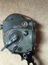 Beaulieu reflex control 16mm movie camera