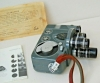 Vintage Arco Cine Camera 9224, with carry case. untested, spares or repair