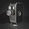 Kern-Paillard Switzerland pizar 1:1,9 F = 5,5 mm (D-Mount) + Bolex C8