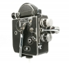 Bolex H8 8mm Classic Cine Camera from 1956 + 3 Lenses - Rare & Clean with Case