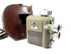 Eumig Electric R 3 Lens Classic Movie Camera from 1950s + Case