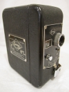 Eumig C4 8mm Film Camera With Original Case & Instructions, Austria 1930s