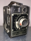 Beautiful classic Siemens 16mm movie camera, 8-64 fps, f1.5 lens, working