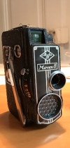 Agfa Movex 8 Camera for moving images