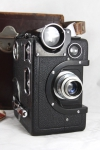 SIEMENS cine camera FII, English model instructions & Dallmeyer lens,chargers,