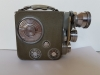 Vintage Eumig C3 8mm Cine Camera and Case