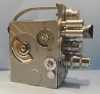 Film camera NIZO HELIOMATIC 8 TRIFO 2x8 mm with spring motor drive