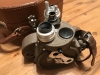 BELL & HOWELL FILMO 70DA 16MM CINE MOVIE CAMERA WITH 2 LENSES & CASE WORK GOOD