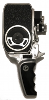 Paillard Bolex C8-SL Vintage 8mm Movie Camera With Kern YVAR 12.5mm f2.5 Lens