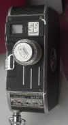 camera super 8 Paillard BolexC8 made in swiss 2 optiques