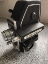 Bell And Howell 627 Vintage 16mm Cine Camera With Lenses And Case