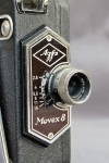 Agfa Movex 8 film camera