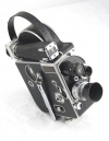 Bolex Paillard H8 8mm cine camera with Dallmeyer & Leitz lenses