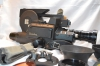 Rare Beaulieu News 16 mm with angenieux f12 120 mm including case and accessories