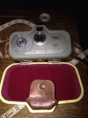 Vintage Zeiss Ikon Movinette 8 Camera And Case