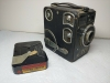 16mm Siemens Motion Picture Cinema Camera F1.5f=2cm Lens Runs