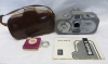 Vintage ZEISS IKON MOVINETTE 8B MOVIE CAMERA, comes with Case and Instructions