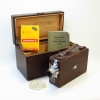 Cine-Kodak Model BB 16mm Film Camera & Lens f1.9, Brown, in Case