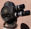 "Bell and Howell ""Filmo"" 70-DA 16mm Motion Picture Camera"