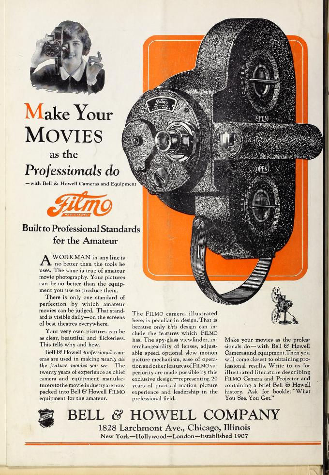 Movie Makers 1926 12