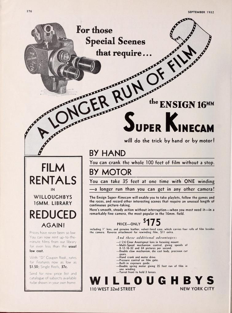 Movie Makers 1932 09