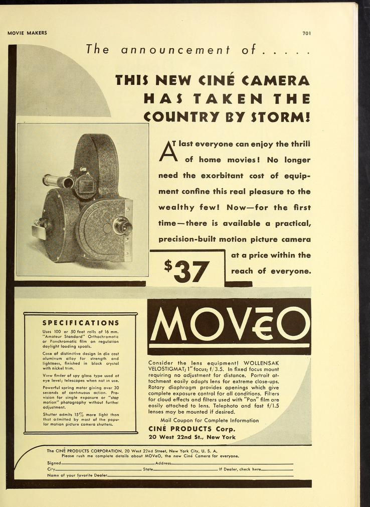Movie Makers 1930 11