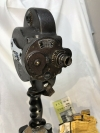 Bell & Howell FILMO I 16mm Film Movie Camera W/ Manual , Filters & Key - Tested