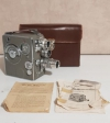 movie camera Nizo Heliomatic 8mm S2R objectif Rodenstok