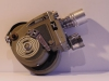 EUMIG C16R THREE LENS 16MM MOVIE CAMERA WITH FITTED CASE